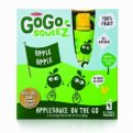 Materne GoGo Squeez Apple Apple Applesauce On The Go 3.2oz Pouch 4PK