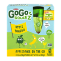 Materne GoGo Squeez Apple Banana Applesauce On The Go 3.2oz Pouch 4PK