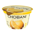 Chobani Non-Fat Greek Yogurt Lemon 5.3oz Cup
