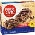 General Mills Fiber One Chewy Bars Oats & Chocolate 5CT 7oz Box