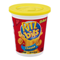 Nabisco Ritz Bits Sandwiches Cheese Go-Paks! 1CT 3oz PKG