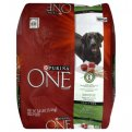Purina ONE Dry Dog Food Rice and Lamb 31.1LB Bag