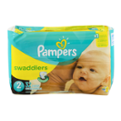 Pampers Swaddlers Size 2 32CT PKG