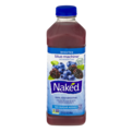 Naked 100% Juice Smoothie Blue Machine 32oz BTL