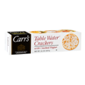 Carr's Table Water Crackers With Cracked Pepper 4.25oz Box