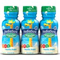 PediaSure Nutrition Beverage with Fiber Vanilla Shake 6PK of 8oz BTLS