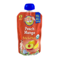 Earth's Best Organic Baby Food Puree Peach Mango 4.2oz Pouch