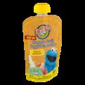 Earth's Best Organic Fruit Yogurt Smoothie Peach Banana 4.2oz Pouch