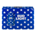 Bud Light Beer Suitcase 24CT 12oz Cans *ID Required*