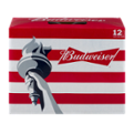 Budweiser Beer 12CT 12oz Cans *ID Required*