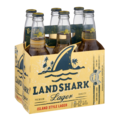 Landshark Lager Beer 6CT 12oz Bottles *ID Required*