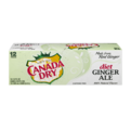 Canada Dry Diet Ginger Ale 12PK of 12oz Cans