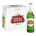 Stella Artois Beer 12CT 11.2oz Bottles *ID Required*