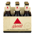 Bass Pale Ale Beer 6CT 12oz Bottles *ID Required*