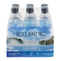 Icelandic Glacial Natural Spring Water from Iceland 6PK 16.9oz Bottles
