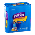 Huggies Pull-Ups Training Pants Learning Designs 3T-4T Boys Jumbo Pack 22CT