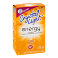 Crystal Light with Caffeine Drink Mix Citrus Flavor 10CT PKG
