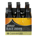 Budweiser Black Crown Beer 6CT 12oz Bottles *ID Required*
