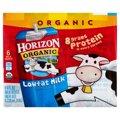 Horizon Organic Milk Lowfat Plain 6PK 8oz EA