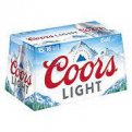 Coors Light Beer 9CT 16oz Screw Top Aluminum Pint *ID Required*