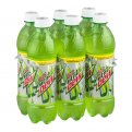 Mountain Dew Diet 6 Pack of 16.9oz Bottles