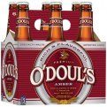 O'Doul's Amber Non-Alcohol Brew Malt Beverage 6CT 12oz Bottles