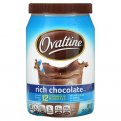 Ovaltine Rich Chocolate Mix 12oz Canister