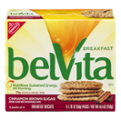 Nabisco belVita Cinnamon Brown Sugar Breakfast Biscuits 5 Packs Box