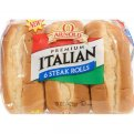 Arnold Premium Italian Steak Rolls 6CT 15oz PKG