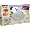 Huggies Clutch N Clean Fragrance Free Natural Care Wipes 32CT