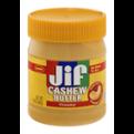 Jif Cashew Butter Creamy 12oz Jar