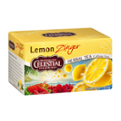 Celestial Seasonings Lemon Zinger Caffeine Free Herbal Tea Bags 20CT PKG