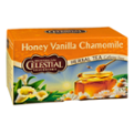 Celestial Seasonings Honey Vanilla Chamomile Caffeine Free Herbal Tea Bags  20 CT Box