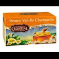 Celestial Seasonings Honey Vanilla Chamomile Caffeine Free Herbal Tea Bags  20 CT Box