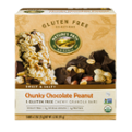 Nature's Path Organic Gluten Free Chunky Chocolate Peanut Chewy Granola Bars  5CT Box