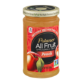 Polaner All Fruit Spreadable Fruit Peach 10oz Jar