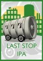 Brew Bus Brewing Last Stop IPA Beer 6CT 12oz Cans *ID Required*