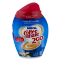 Coffee-mate 2Go French Vanilla Triple Strength Coffee Creamer 3oz BTL