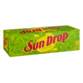 Sun Drop Citrus Soda 12 Pack of 12oz Cans