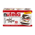 Nutella Hazelnut Spread Mini Cups 10CT 5.2oz Box