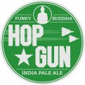 Funky Buddha Hop Gun IPA Beer 6CT 12oz Bottles *ID Required*