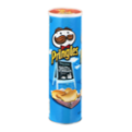Pringles Potato Crisps Salt & Vinegar 5.96oz Can