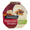 Sargento Balanced Breaks Pepper Jack Natural Cheese, Honey Roasted Peanuts & Raisins  3 Pack