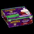 Annie's Homegrown Organic Whole Milk Yogurt Summer Strawberry 4oz EA 4PK