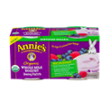 Annie's Homegrown Organic Whole Milk Yogurt Berry Patch 4oz EA 4PK