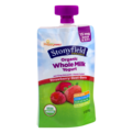 Stonyfield Organic Whole Milk Yogurt Strawberry-Beet-Berry 3.7oz Pouch