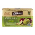 Back to Nature 100% Juice Apple 8CT of 6oz Pouches