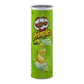 Pringles Potato Crisps Sour Cream & Onion 5.96oz Can