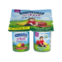 Stonyfield Organic YoToddler Organic Whole Milk Yogurt Strawberry Banana 4oz EA 6PK