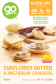 GoPicnic Ready-To-Eat-Meal Sunflower Butter & Crackers 6oz Box